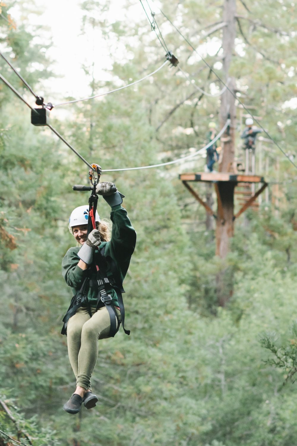 Christian Hospitality & Why SCT? | Sonoma Canopy Tours